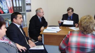 Сергей Сенченко заседание комиссии по трудовым спорам